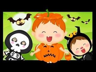 Toc toc toc - Chansons d'Halloween - Sorcières et fantômes - Comptines Titounis
