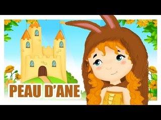 Peau d'âne - Histoires et contes pour les enfants - Reine des neiges, raiponce, Cendrillon Titounis