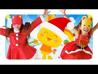 Danse de Noël - Chansons et comptines de Noël pour bébés - Titounis