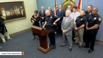 Sign Language Interpreter At Tampa Police Press Conference Causes Confusion
