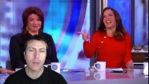 "Liberal Lunatic Joy Behar Makes Complete Fool of Herself on ""The View"""
