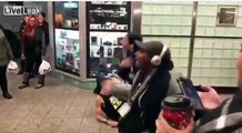 Cardi Bs Bodak Yellow Starts a Dance Party at New York Subway Station