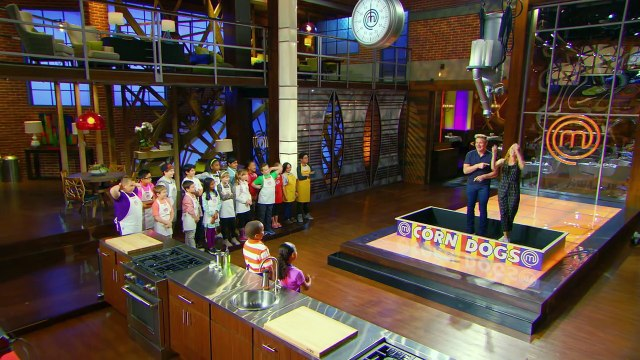 The Junior Chefs Choose Gordon Ramsay _ Season 5 - An Extra Serving _ MASTERCHEF JUNIOR-aqvJmXnHPPM