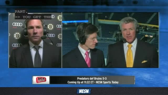 Bruins Overtime Live: Bruce Cassidy Believes Loss Of Awareness Cost Bruins