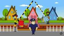 踏切 アニメーション ❤ ふみきり 踏切カンカン南極編 E6系 新幹線 こまち ★ 歌のアニメーション こども向けの歌 赤ちゃん 泣き止む おもちゃ railway crossing-lSrmUQTeBZw