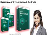Contact kaspersky support Australia: 1800-921-785