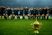 Les gagnants de la Rugby World Cup