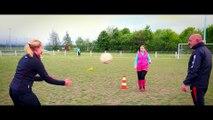 Football Amateur, portrait de bénévole: Stéphanie Adam AS Blodelsheim (Alsace) I FFF 2017