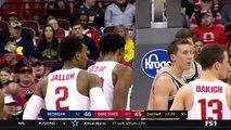 NCAA Basketball. Ohio State Buckeyes - Michigan Wolverines 04.12.17 (Part 2)