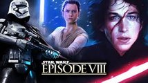Star Wars- The Last Jedi Snoke Trailer (2017) Daisy Ridley, Star Wars 8 The Last Jedi Trailer HD