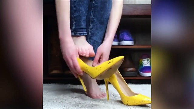 Mẹo đánh bay vết bẩn khó ưa trên các loại giày