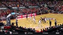 NCAA Basketball. Ohio State Buckeyes - Michigan Wolverines 04.12.17 (Part 1)