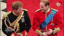 Príncipe William no podrá ser el padrino de bodas del Príncipe Harry