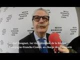Michel Neugnot, 1er vice-président de la Région Bourgogne-Franche-Comté, en charge des transports