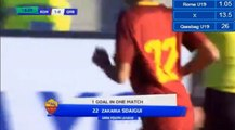 Sdaigui Z. Goal HD - AS Roma U19	1-0	Qarabag U19 05.12.2017