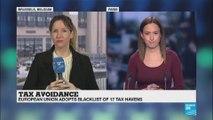 Tax Avoidance: European Union adopts blacklist of 17 tax havens