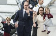Prince George and Princess Charlotte's royal wedding roles