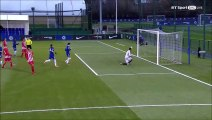 1-0 Harvey St Clair Penalty Goal UEFA Youth League  Group C - 05.12.2017 Chelsea FC Youth 1-0...