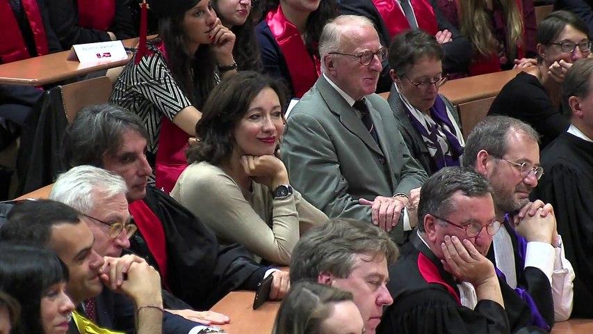 [EED - Rentrée solennelle 2017] 04 - Xavier Bioy, Professeur de Droit public, Université Toulouse 1 Capitole