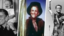 Kirk Douglas : figure majeure de l'âge d'or d'Hollywood