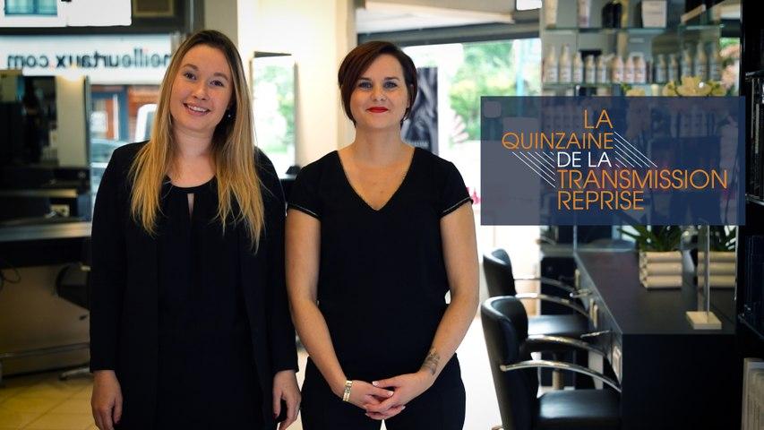 QuinzaineTR // La reprise de Marine Casterot et de Clémence Courtay