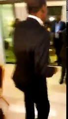 Le président Blaise Compaoré et son épouse danse sur eloko oyo de Fally Ipupa