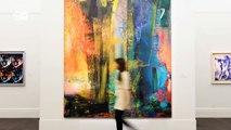 Nuevas obras de Gerhard Richter a subasta | Euromaxx