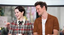 'The Crown' stars Claire Foy and Matt Smith open up about Season 2