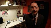 Jean-Luc Romero, ambassadeur pour une Ile-de-France sans sida et président d'Elus locaux contre le Sida (ELCS)