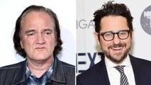 Quentin Tarantino Teaming Up with J.J. Abrams for 'Star Trek' Film   THR News