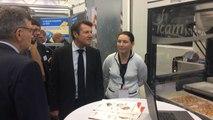 Christian Estrosi fait la promotion de la France audacieuse à La Roche-sur-Yon