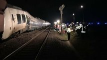 Scontro tra treni in Germania: alcune decine di feriti