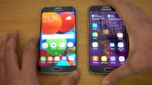 Install Samsung Galaxy S6 Weather widget on Any Android