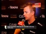 Kimi Raikkonen jangka perlumbaan sengit