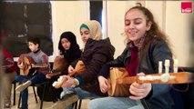 Réfugiés syriens au Liban : la musique pour se reconstruire