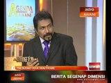 Agenda Awani: Pre Budget 2014 - Healthcare