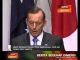 Masih ada harapan walaupun sukar - Tony Abbott