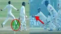 India Vs SL 3rd Test : Ravinder Jadeja gets Mathews wicket on No ball | वनइंडिया हिंदी
