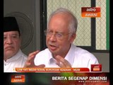 Plaza Low Yat: Media sosial burukkan keadaan - Najib
