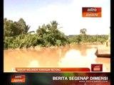 Banjir melanda kawasan Betong