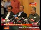 Ahli UMNO perlu berani bersuara -  Muhyiddin Yassin