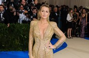 Blake Lively injured on set
