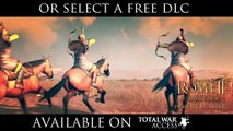Total War: Rome 2 - Empire Divided Trailer