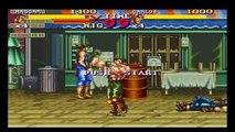 zeSangsue joue à Final Fight 2(snes) (07/12/2017 05:16)