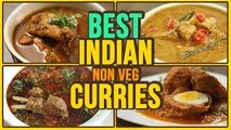 Best Indian Curry Recipes Ever | Chicken Curry | Mutton Curry | Fish Curry | Egg Curry