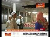Masjid baharu tidak kesampaian walaupun dijanjikan
