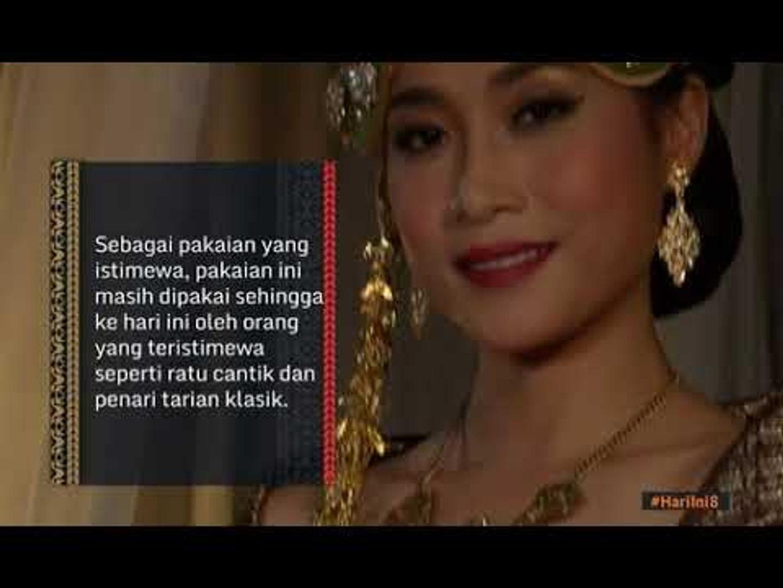 Khazanah Kita Episod 10 Pakaian Cik Siti Wan Kembang Video Dailymotion