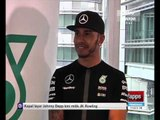 Greatest British racer ever? Exclusive interview with Lewis Hamilton of Mercedes AMG Petronas F1