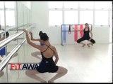 Sabtu ini, 10:30 pagi: Fit Awani tarian ballet sebagai senaman bersama Cassandra Ong