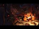 League of Legends: Gnar's Passive (Rage Gene)